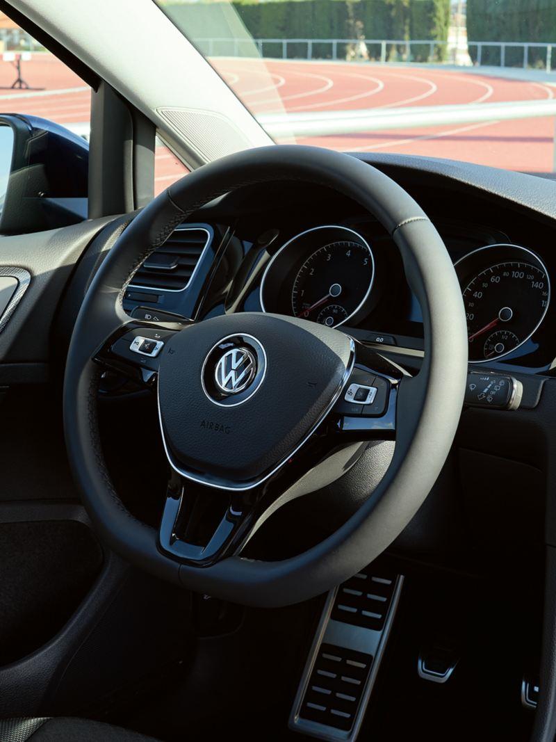 Kierownica multifunkcyjna VW UNITED