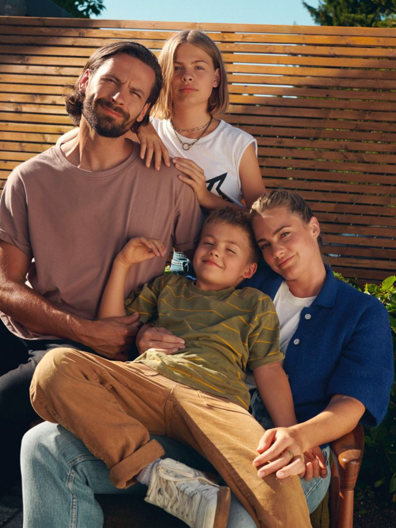 Rodzina - grupa docelowa dla Golfa Variant