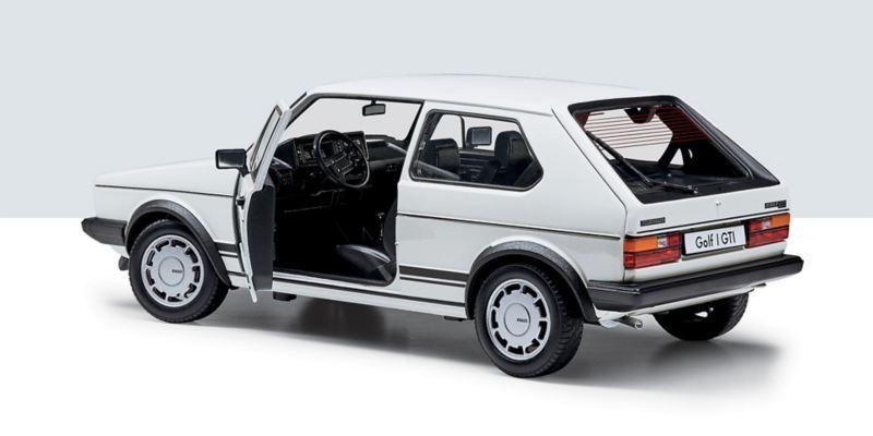 Modellino Volkswagen Golf GTI