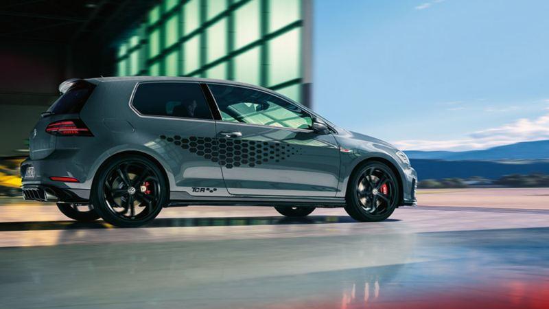 Golf GTI TCR auto sportiva potente
