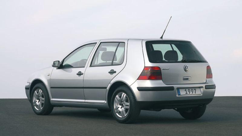 Golf IV 1997 - 2003 grigia