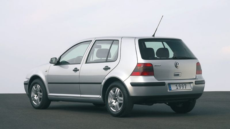 Golf IV 1997 - 2003 grigia