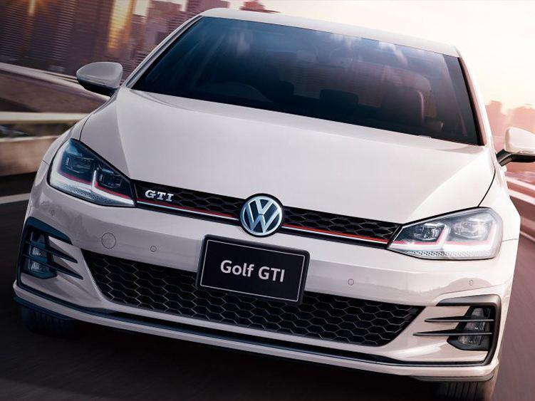 Golf GTIモデルページ