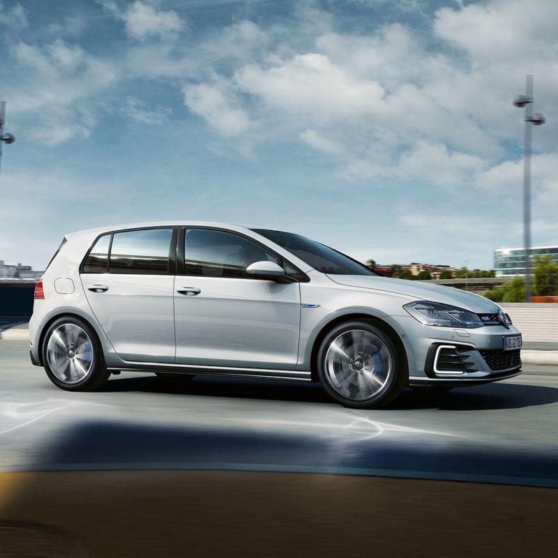 Golf GTE auto ibrido plug-in - Volkswagen