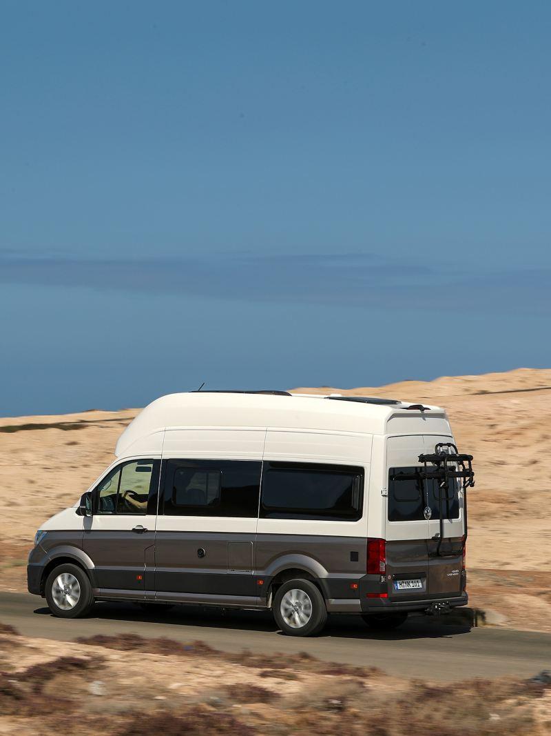 Grand California na pustyni