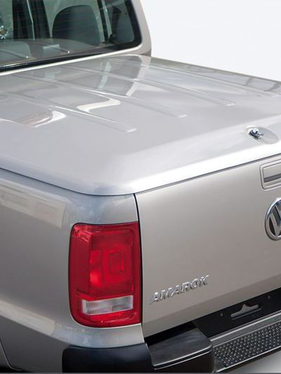 Hard tonneau cover - 1 piece