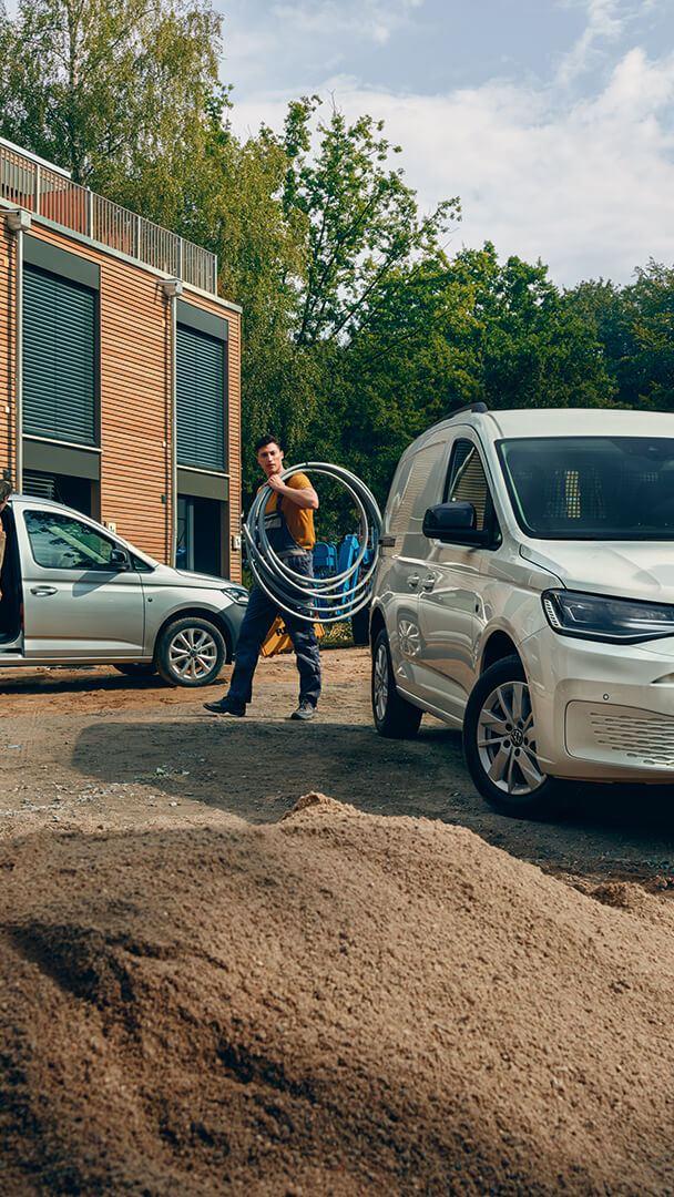 Uusi Volkswagen Caddy Cargo