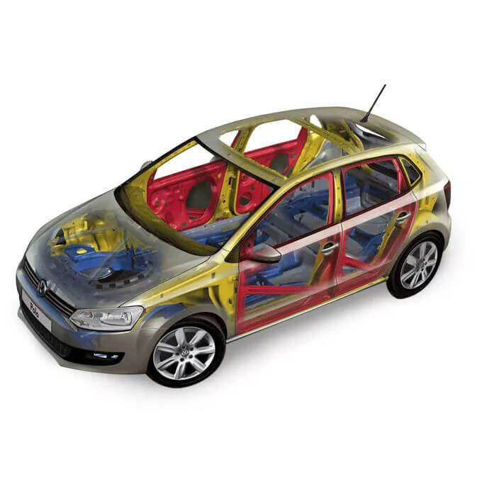 Why Only Volkswagen Galvanized Steel