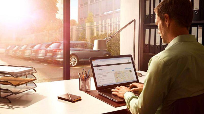 Imprenditore di Piccola Media Impresa sceglie una Volkswagen Business per la sua azienda
