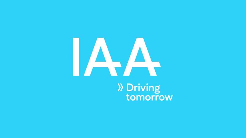 Das Logo der IAA 2019.