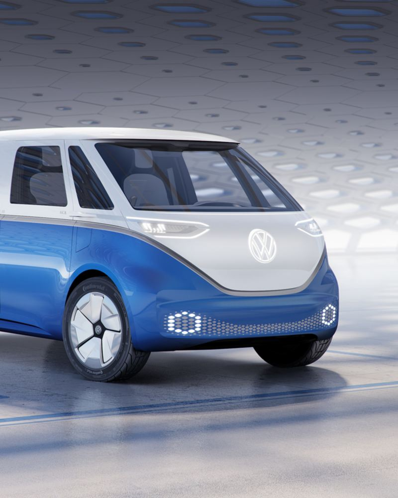 Volkswagen ID. BUZZ Cargo konseptbil