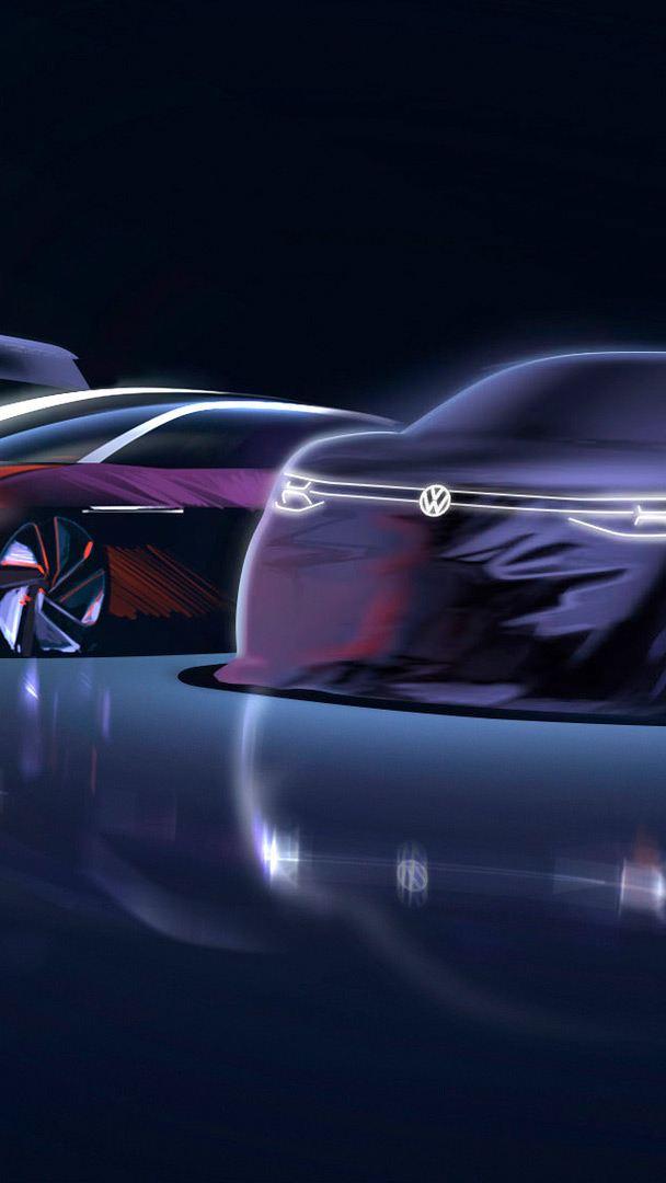 Volkswagen ID.-familien teaser