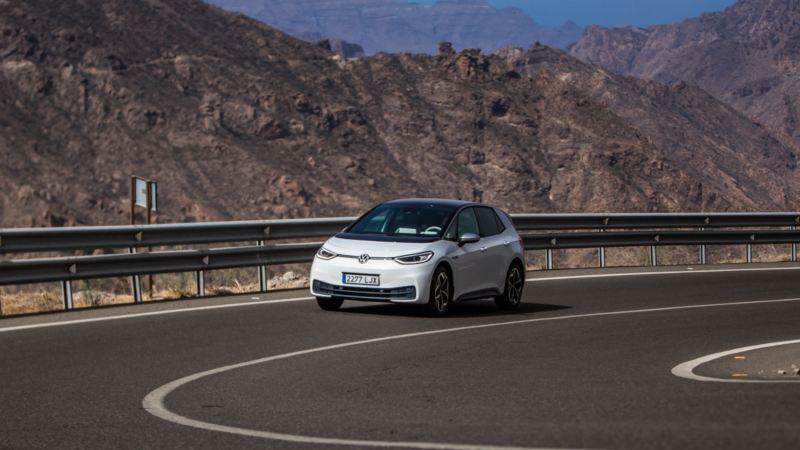 ID3 electrico Volkswagen Canarias