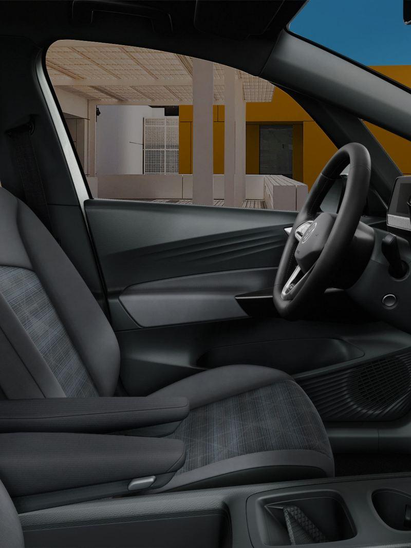 Interni e comfort Volkswagen ID.3 1st