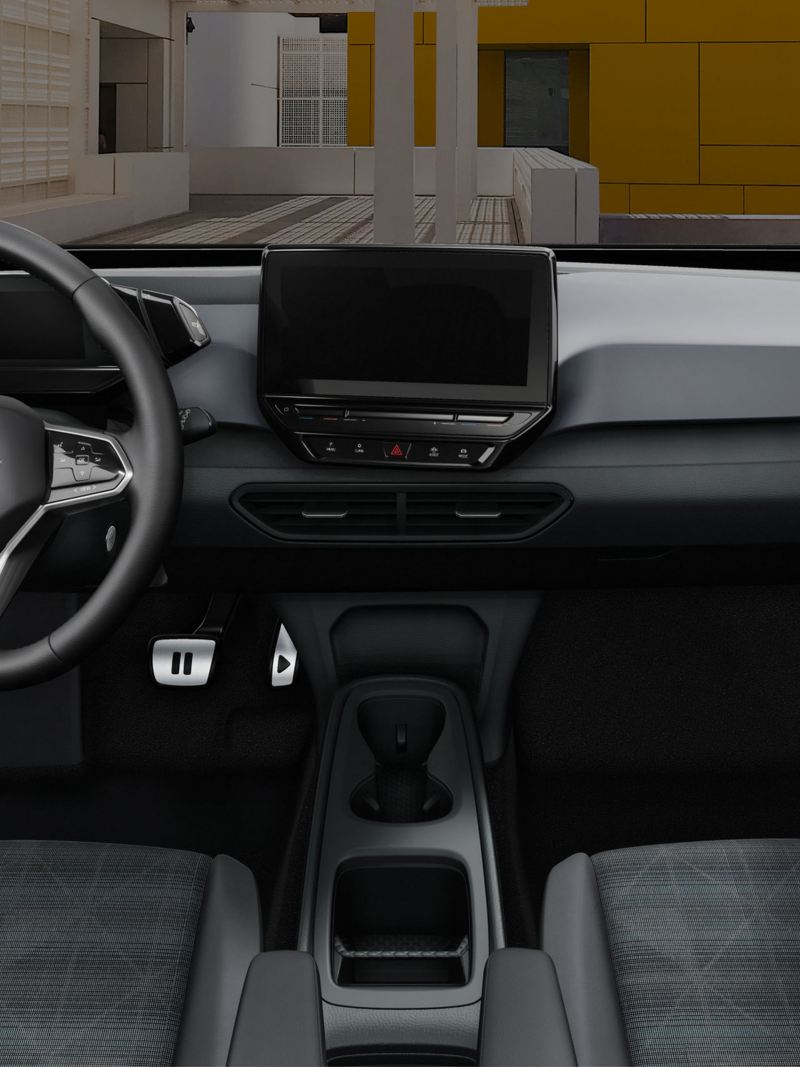 Interni Cockpit ID.3 1ST Volkswagen