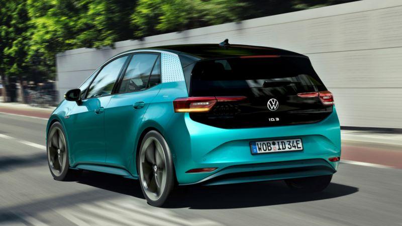 VW Volkswagen ID3 elbil mest populære elbil fra Volkswagen