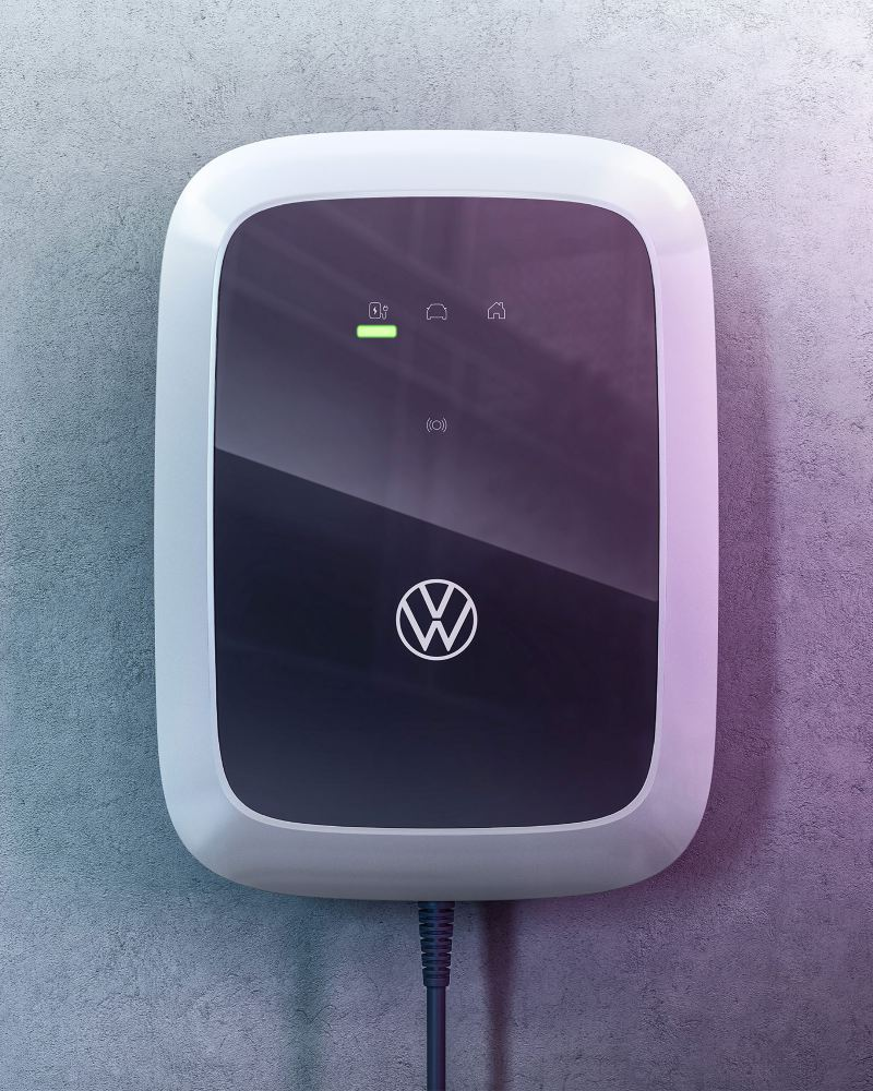 ID Charger laddbox från Volkswagen