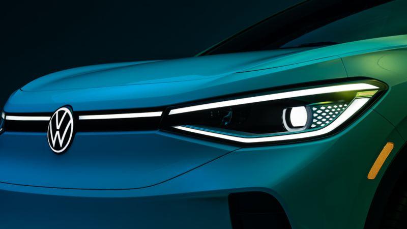 Volkswagen ID.4 – head lights