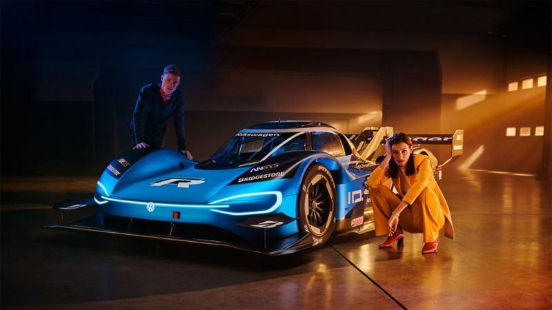 Volkswagen ID.R verdens raskeste elbil og racerbil