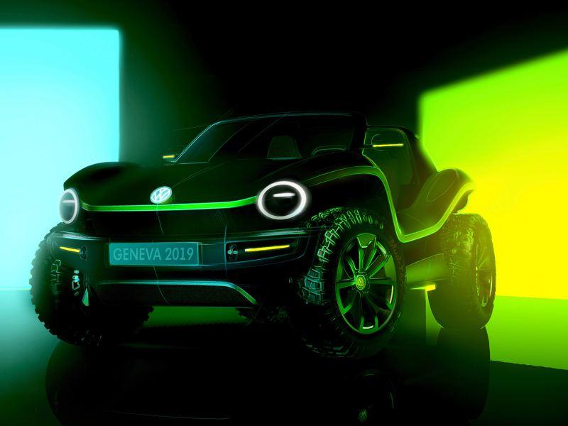 ID. Buggy Volkswagen