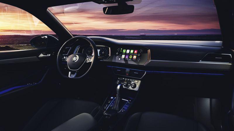 Iluminação Ambiente - Volkswagen