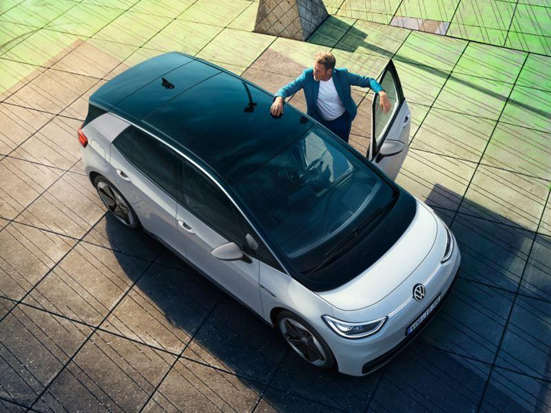 Modello di Volkswagen Business ID.3 Business