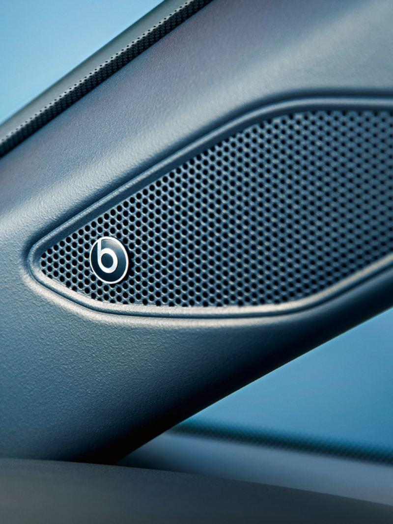 Sistema de sonido Beats del nuevo ID.3 de Volkswagen