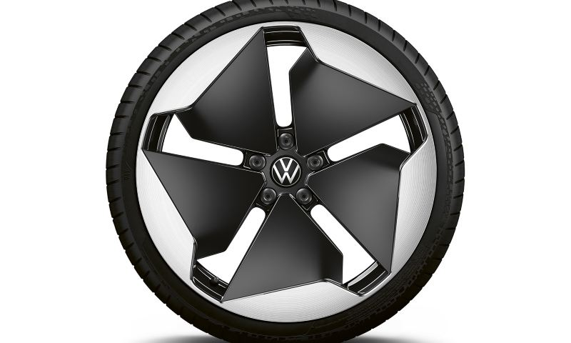 20-inch Sanya wheels for the VW ID.3 1ST Max