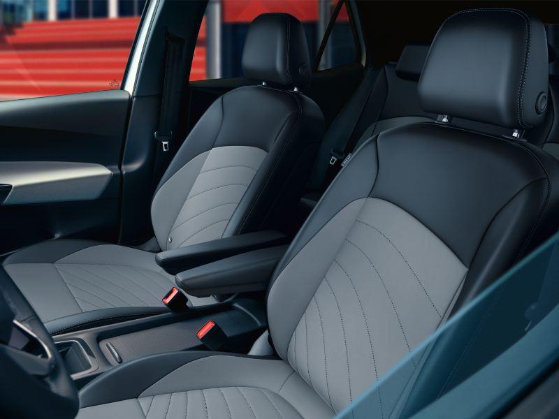 Sedili anteriori VW ID.3