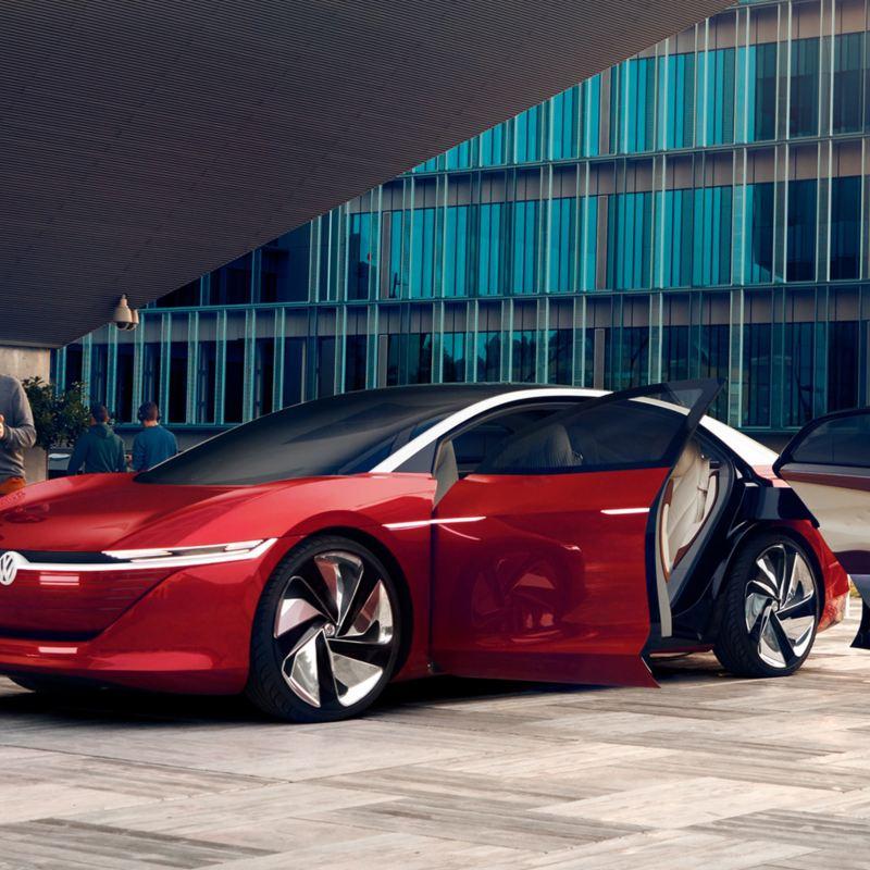 Volkswagen IQ. Drive Kampagnen Video