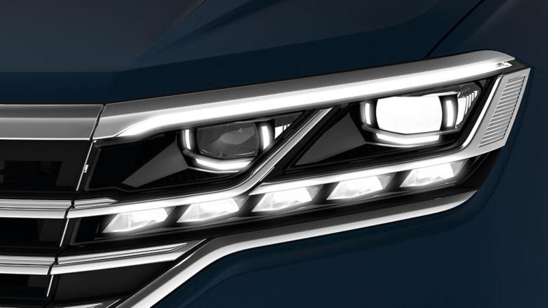 Volkswagen Touareg IQ.Light-LED-Matrix-hovedlykter