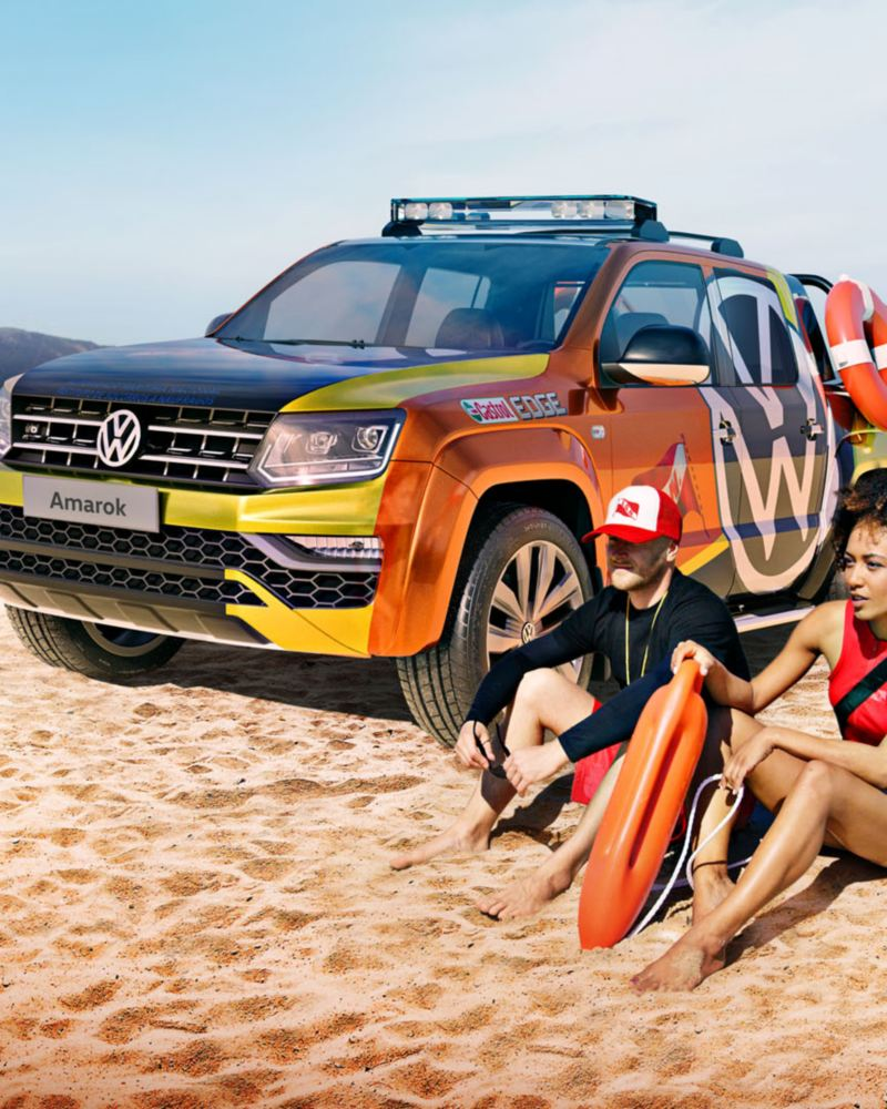 Volkswagen campanha ISN Amarok