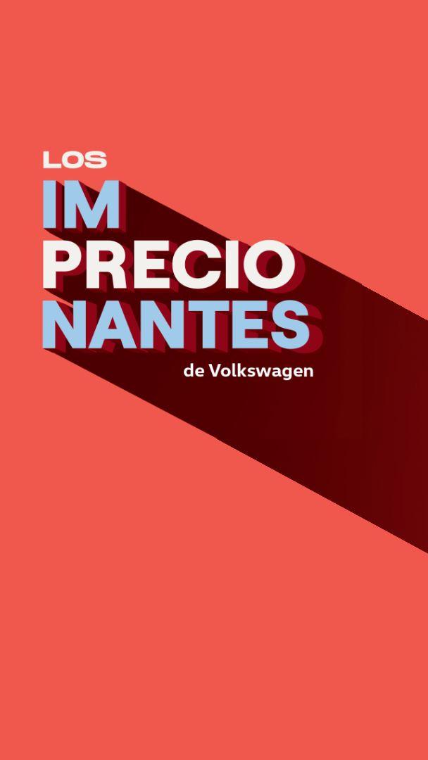 Los imprecionantes de VW Canraias