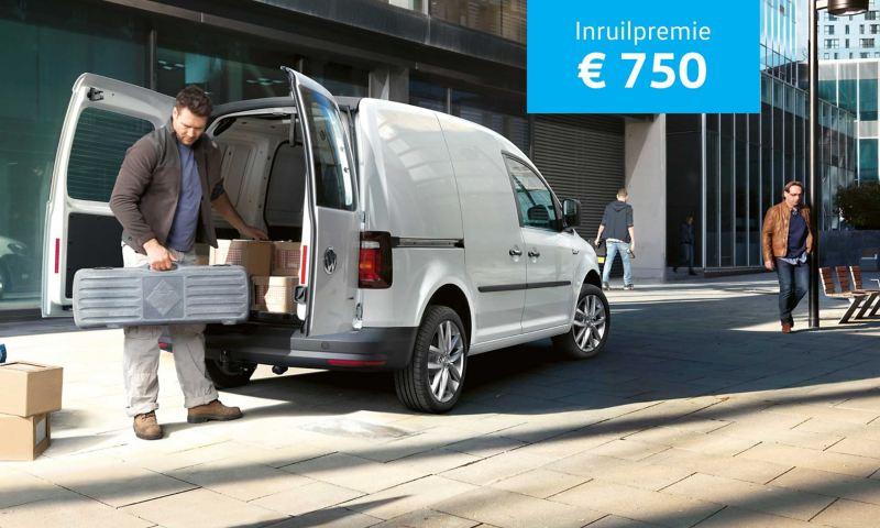 Inruilpremie € 750
