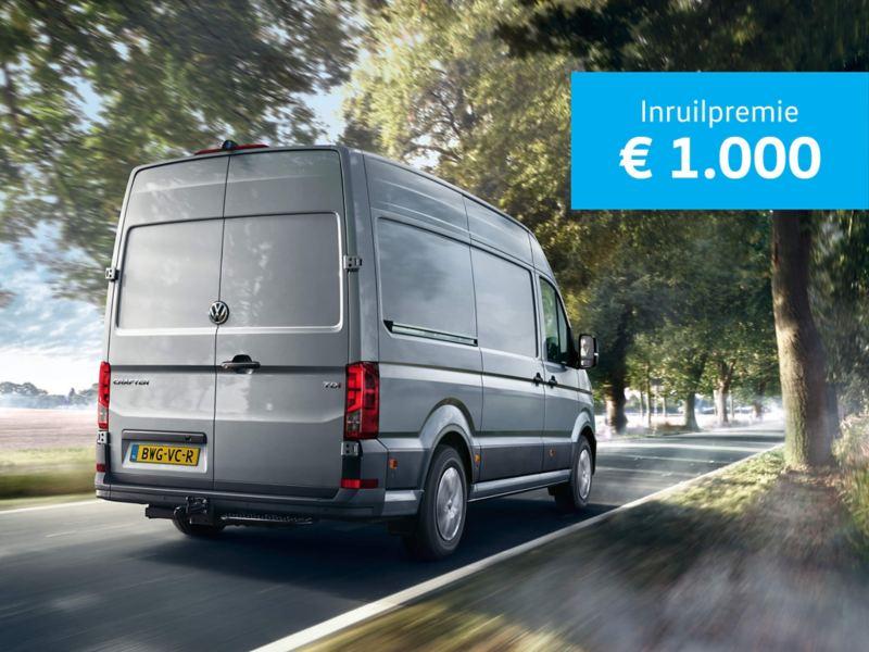 Crafter Inruilpremie van € 1000