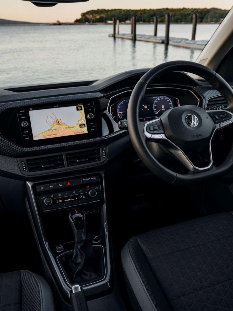 T-Cross interior