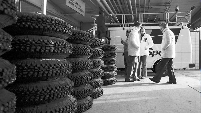 Samma garage 1982