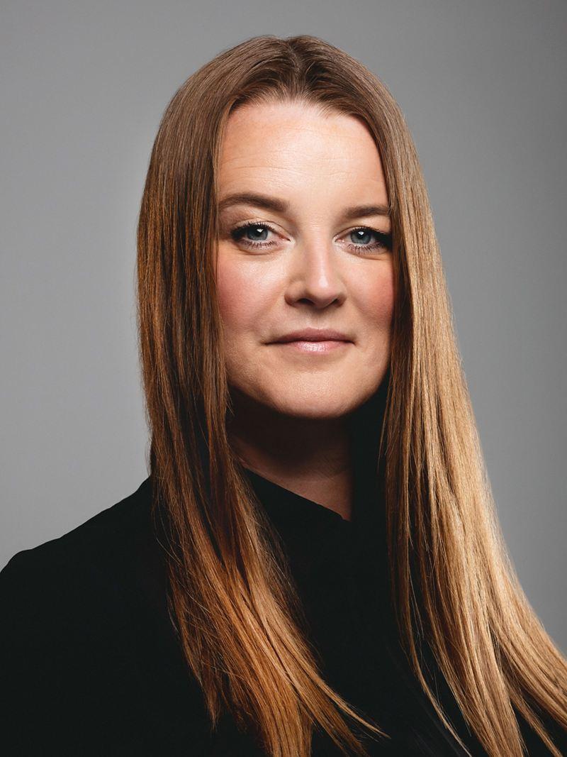 Jeanette Asteborg, porträttfoto