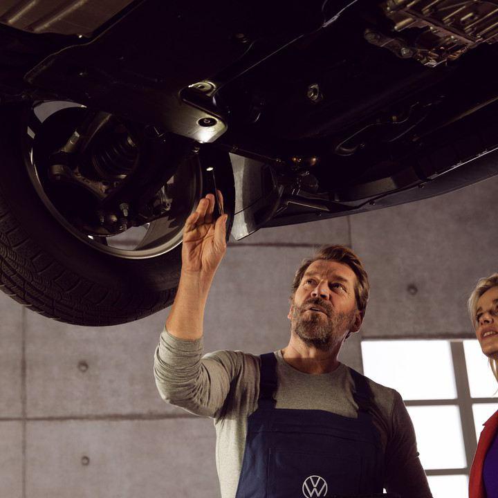 Volkswagen我們的服務