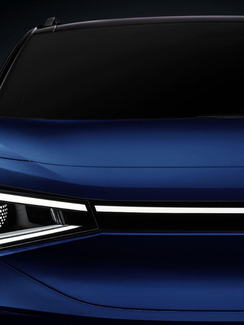 Volkswagen ID.4 – front lights
