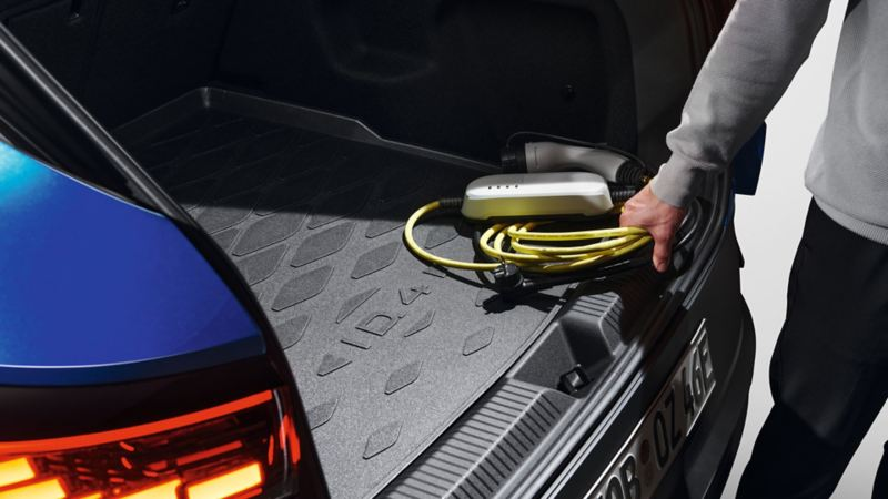 Type 3 mode 3 ladekabel til VW Volkswagen ID.4 SUV