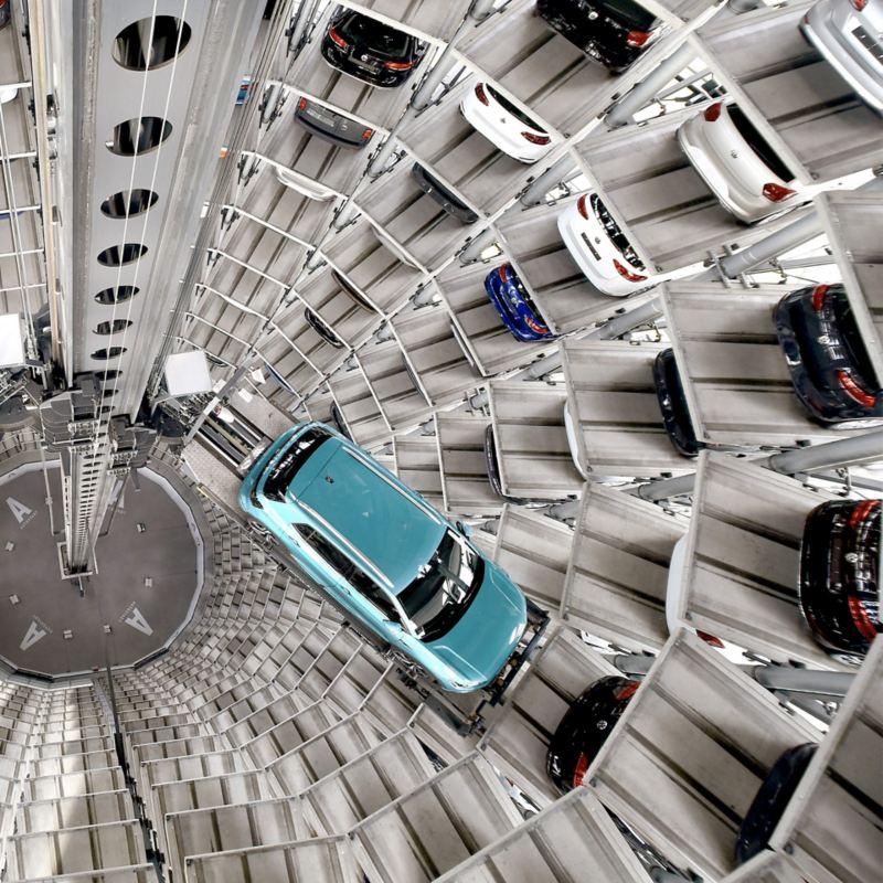 Volkswagen Lagerfahrzeuge