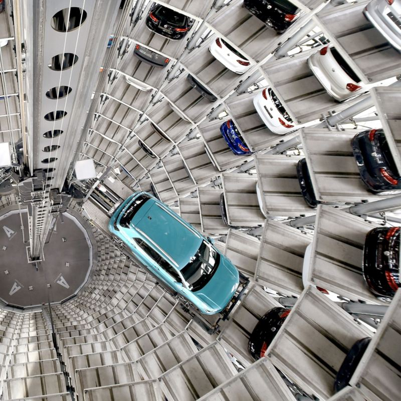 Volkswagen vetture in pronta consegna.