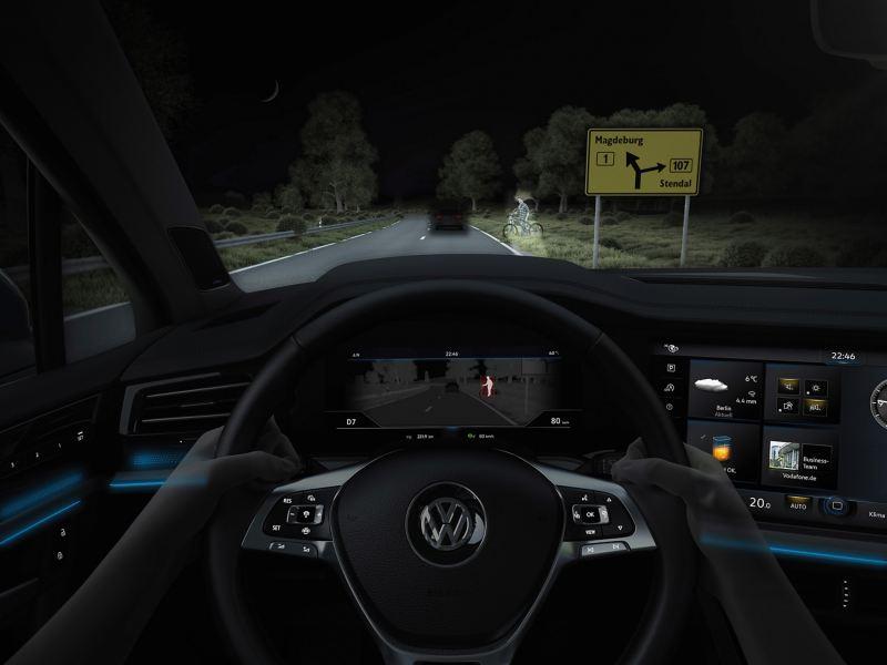 Nya Volkswagen Touareg