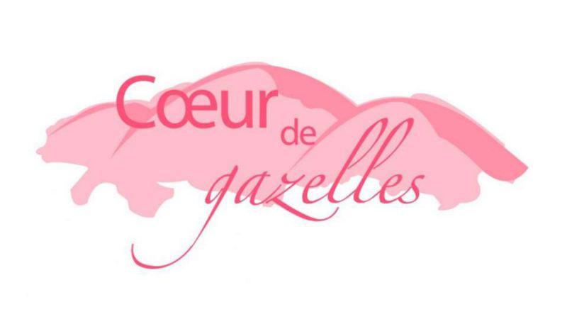 Logo Coeur de Gazelles