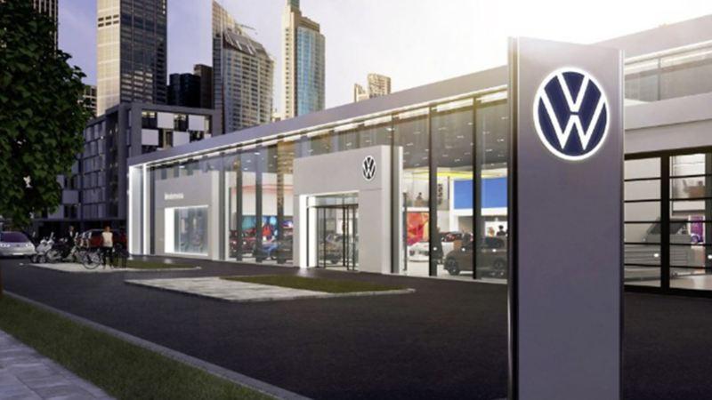 Concesionaria Volkswagen