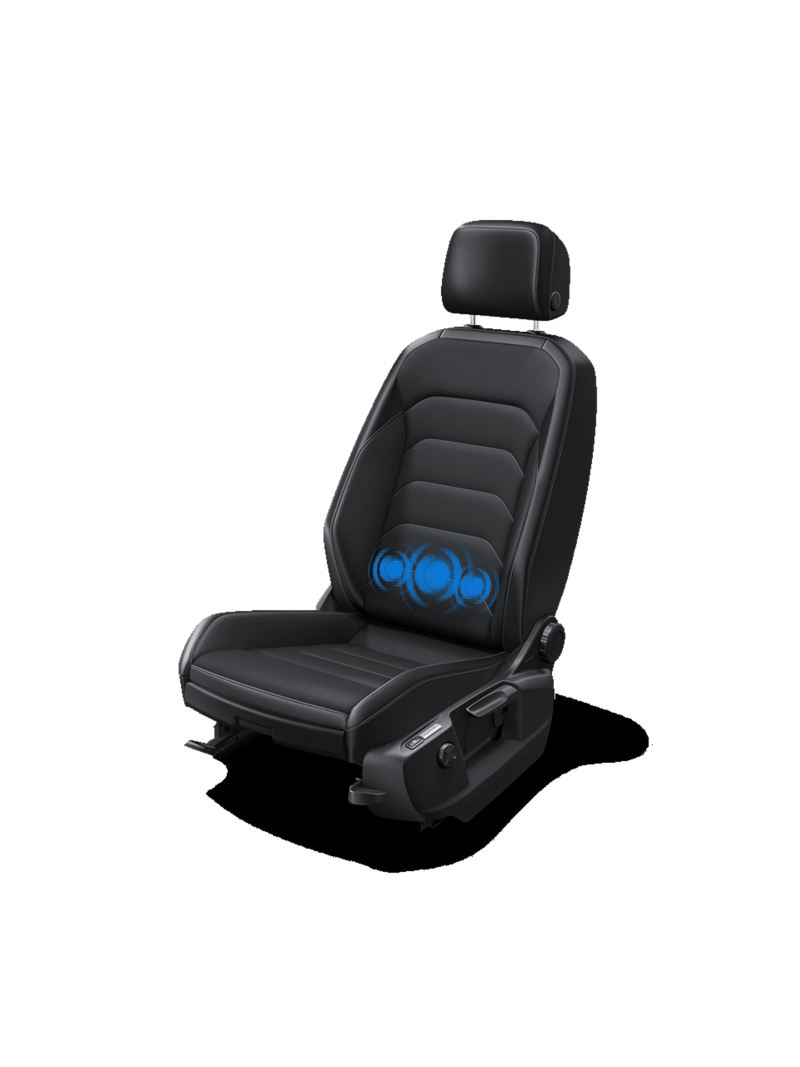 Picture of the ergoActive seat