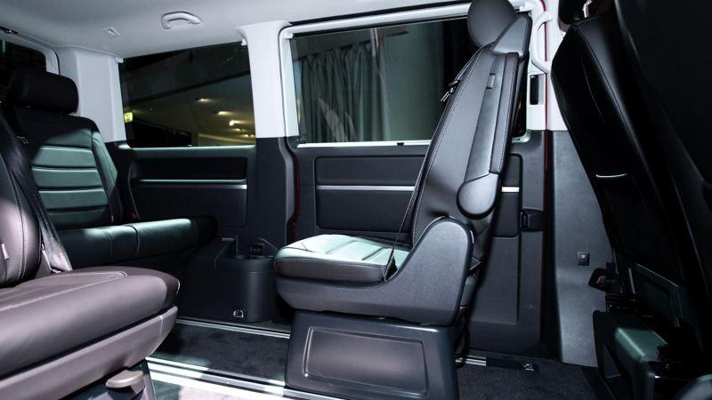 Multivan 6.1 Interieur stoelen