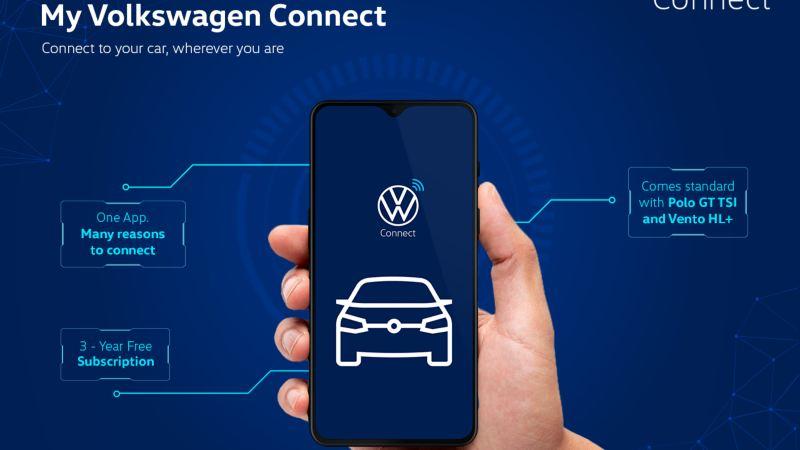 My Volkswagen Connect 3