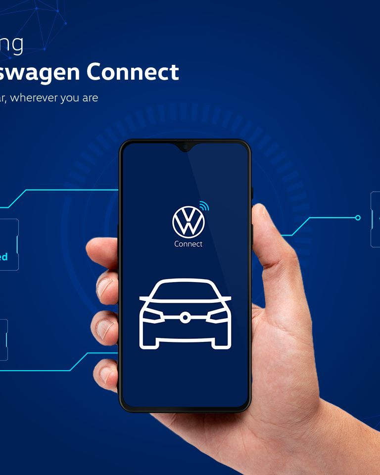 My Volkswagen Connect